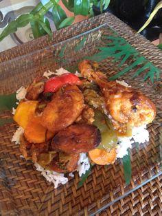 Fumbwa koko cuisine du congo brazzaville smartbiloba - Cuisine congolaise rdc ...