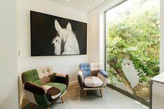 Enjoy the contemporary design of 17 Argyle Villa!
