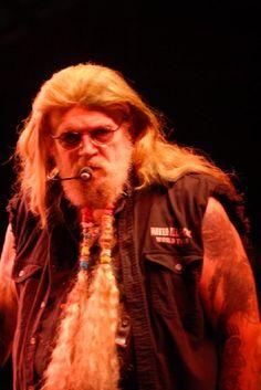 David Allen Coe an original outlaw.