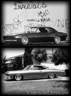 THE HISTORY OF LOWRIDERS