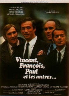 Yves Montand Movies
