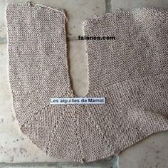 Knitting - Jacket with shelves partial knitting. Discussion on LiveInternet - Russian Service Online Diaries Knitting Help, Knitting Charts, Knitting For Beginners, Knitting Stitches, Knitting Designs, Hand Knitting, Knitting Patterns, Sewing Patterns, Crochet Patterns