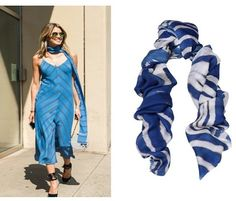 Our favorite spring staple is serving up some serious snazzand not just around your neck! #Luxury #Scarves #Fashion #BhavnaFashion #stripes #sarong