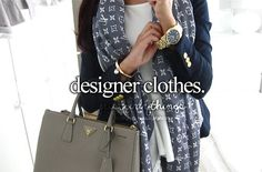 designer clothes #justgirlythings
