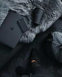 Black Apple laptop / black sturbucks – My Pin Page Black Apple, Shades Of Black, Black Love, Black Is Beautiful, Black And Gray, Free Black, Grey, Color Black, Beautiful Pictures