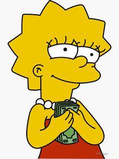 Simpsons Drawings, Simpsons Tattoo, Simpsons Art, Cartoon Drawings, Simpson Wallpaper Iphone, Cartoon Wallpaper Iphone, Cute Canvas Paintings, Mini Canvas Art, Trippy Drawings