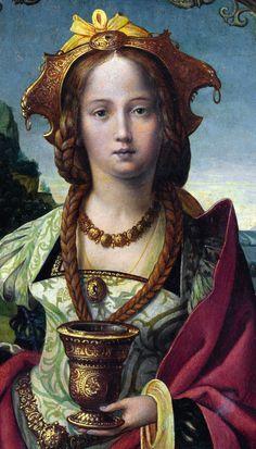 Netherlandish - The Magdalen