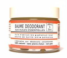 Doux Good - Clémence et Vivien - Baume déodorant Le Fleuri