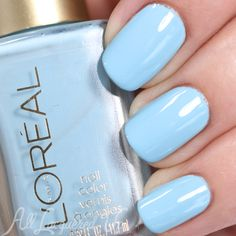 L'Oreal Spring 2015 Nail Polish Collection – Haute Florals