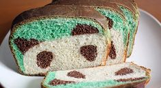 """""""Possibly the most difficult bread I've ever had to make"""" -- not surprising. But how cute is that panda bread?"""