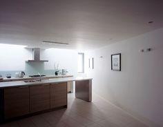 Sliver house - kitchen