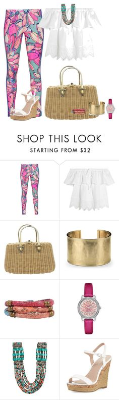 """""""Casual"""" by norma7-671 on Polyvore featuring adidas Originals, Madewell, Blue Nile, Cocobelle, GUESS, Raga and Charles by Charles David"""