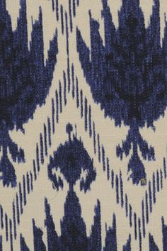 Casablanca in Midnight from Lacefield Designs