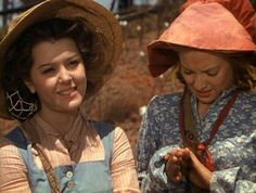"Suellen: ""Look at my hands. Mother said you could always tell a lady by her hands."" Careen: ""I guess things like hands and ladies don't matter so much anymore.""   Gone With The Wind (1939)"