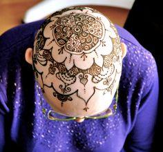 Henna Crowns – Carefully Crafted Henna Designs