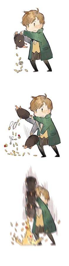Le petit voleur ^^