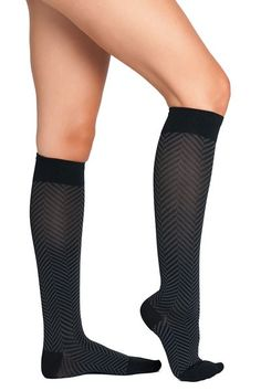 75aed84df5 Soxxy Socks Herringbone Women's Compression Sock. Wear them out and no one  will guess you