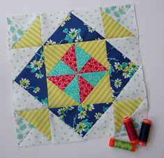 Aurifil Designer of the Month October - Sherry Shish – Centered Pinwheel October, Quilts, Pattern Blocks, Pinwheels, Blanket, Design, My Love, Projects, Inspiration