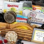 This page has tons of gift basket ideas...with fun printable tags too!