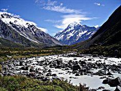 Monte cook, NZ