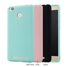 Redmi 3 s silicon case voor xiaomi redmi 3 s 3 s pro Cover Note 3 4 Pro Prime Zachte TPU Telefoon Achterkant case