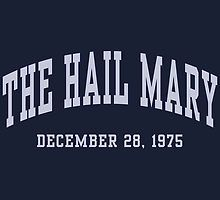 The Hail Mary by aBrandwNoName