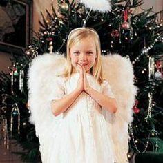 Como fazer uma fantasia de anjo