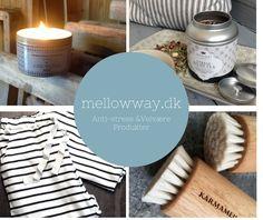Egedia´s Collage: Det er Shop óclock hos mellow way...