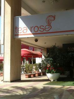 Tea Rose Salon