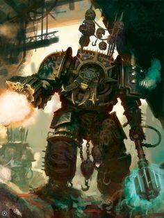 40k Chaos Terminator