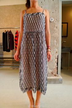 dress zaffer by Isabel Marant Étoile -- Wandjina