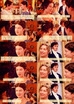 Lizzie Bennet Diaries - Episode 11 mashup with 1995 pride and prejudice
