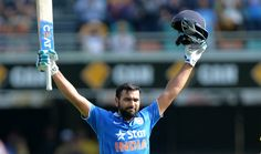 Rohit Sharma always a good regular player in the batting field of cricket. Currently, versus New Zealand  team he made well recorded partnership with Virat Kohli. Therefore, the Indian captain Virat Kohli always supported and motivated to Rohit Sharma this is good for India team
