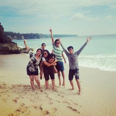 Dreamland beach, Pecatu Bali. from Juliva Sesiria's instagram