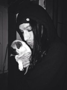 """""""ccbvb: No matter what time of day it is, my clock always says  PUGGIE TIME! """""""