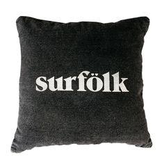 surfolk denim cushion