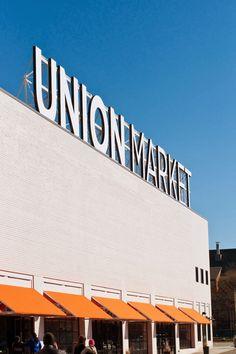 Ashley In DC: FASHION   LIFESTYLE   EVENTS: DC's Union Market