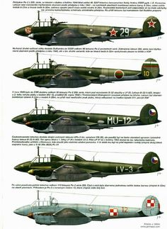 The Petlyakov was a Soviet dive bomber aircraft used during World War II ~ BFD Ww2 Fighter Planes, Ww2 Planes, Fighter Aircraft, Air Force Aircraft, Ww2 Aircraft, Military Aircraft, Russian Air Force, War Thunder, Luftwaffe