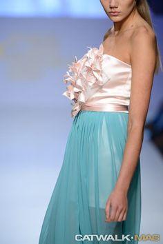 Anastasia Dosi 2014 SS Anastasia, Off Shoulder Blouse, Ss, Collections, Design, Women, Fashion, Moda, Fashion Styles