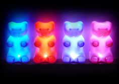 GummiLights We make art possible, from limited edition toys to apparel, and much much more!