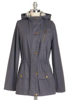 Need I Say Moor? Jacket. #grey #modcloth