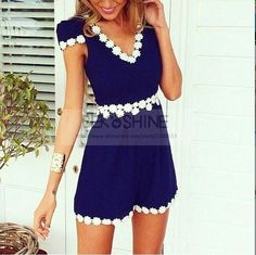 Find More Jumpsuits & Rompers Information about Women fashion jumpsuit white Lace stitching piece pants patchwork macacao feminino jumpsuit women,High Quality lace ball,China jumpsuit pattern Suppliers, Cheap jumpsuit denim from Colorful butterflies on Aliexpress.com
