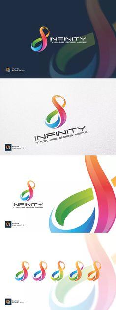 Infinity - Logo Template AI, EPS