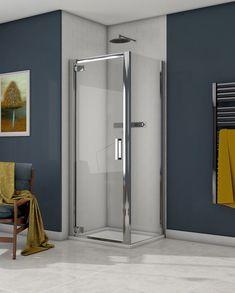 Image Showers. mid range shower doors.  shower doors . Made in Ireland Door Stripping, Power Shower, Door Images, Chrome Handles, Safety Glass, Shower Doors, Polished Chrome, Showers, Oversized Mirror