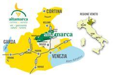 Altamarca - Una destinazione che unisce il mare di Venezia e le montagne delle Dolomiti