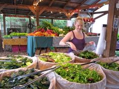 Boggy Creek Farm Farmstand