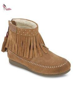 Pepe Jeans, Bottes pour Fille - Marron - Marrón, 32 EU - Chaussures pepe jeans (*Partner-Link)