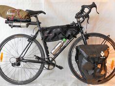 Touring Bicycles, Touring Bike, Bike Packing, Bicycle Women, Cargo Bike, Fat Bike, Bike Storage, Camping, Bicycling