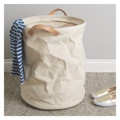 INNES Natural canvas laundry bag