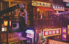 Pacific Rim Cyberpunk - Imgur